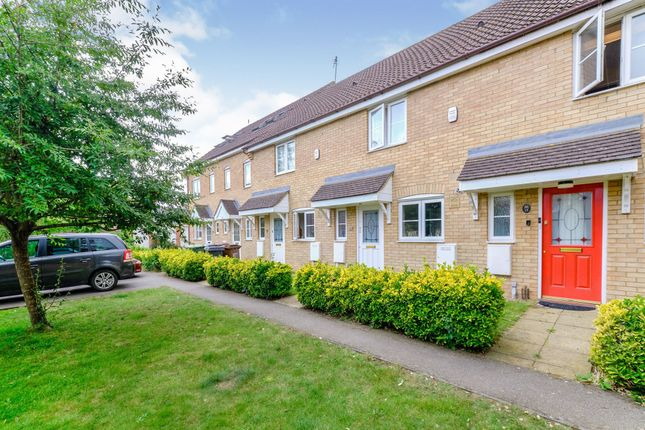 Thumbnail End terrace house for sale in Watson Close, Corby