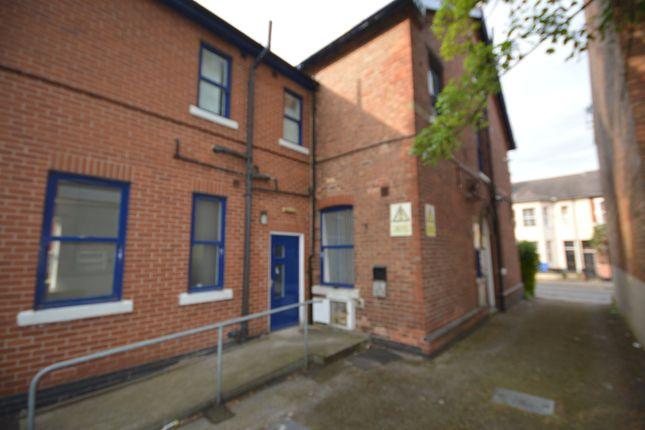 Thumbnail Studio to rent in Mount Carmel Street, Derby