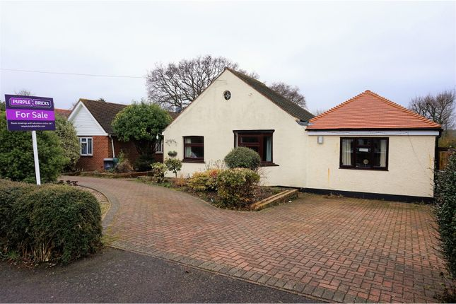 Thumbnail Bungalow for sale in Albion Lane, Herne Bay