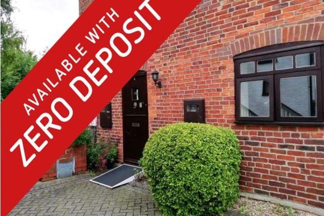 Thumbnail Flat to rent in Tannery Lane, Folkingham, Sleaford