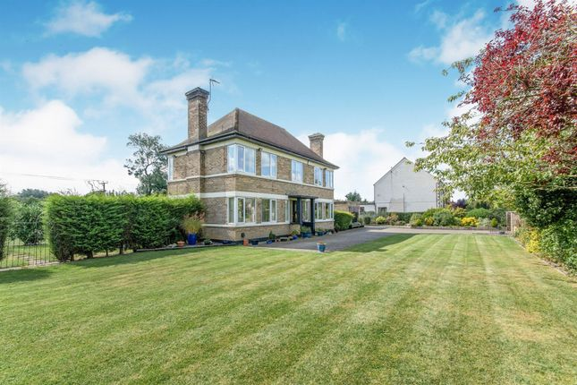 Thumbnail Detached house for sale in Sour Lane, Fishlake, Doncaster