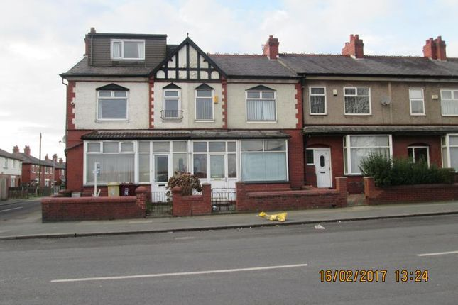 Thumbnail Terraced house to rent in Worsley Road, Bolton