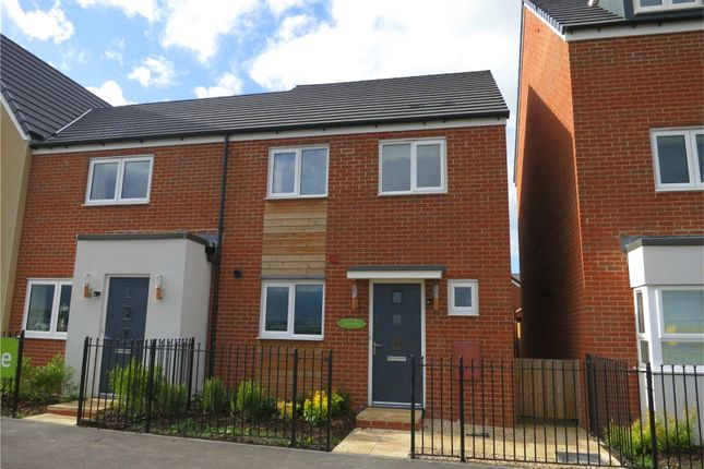 Thumbnail End terrace house to rent in Skinners Croft, Charlton Hayes, Bristol
