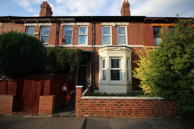 5 bed terraced house to rent in Cavendish Place, Jesmond, Newcastle Upon Tyne NE2