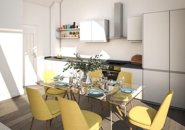 Thumbnail Flat for sale in Channons Hill, Bristol, Somerset
