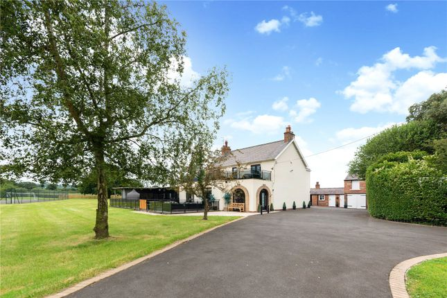 Thumbnail Detached house for sale in Chester Road, Pentre, Deeside, Clwyd