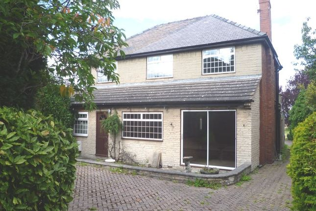 Thumbnail Detached house to rent in Doncaster Road, Carlton-In-Lindrick, Worksop, Nottinghamshire