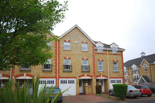 Thumbnail Terraced house to rent in Draper Close, Isleworth