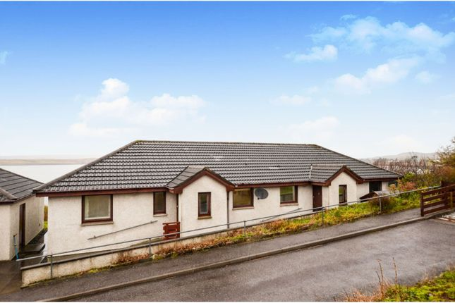 Thumbnail Semi-detached bungalow for sale in Aultbea, Achnasheen