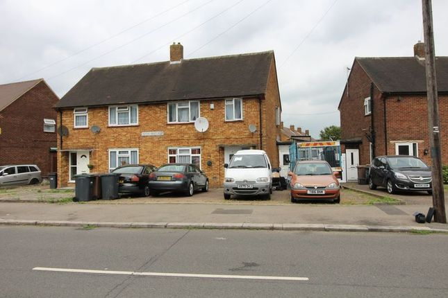 3 bed semi-detached house for sale in Castle Croft Road, Luton