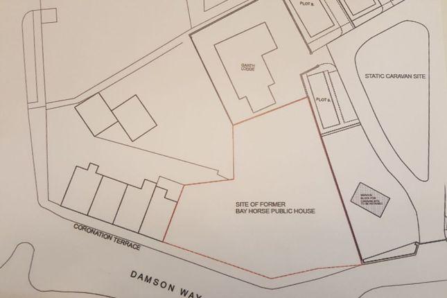 Thumbnail Land for sale in Coronation Terrace, Durham