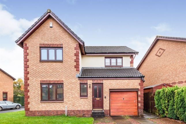 Thumbnail Detached house for sale in Surcoat Loan, Stirling