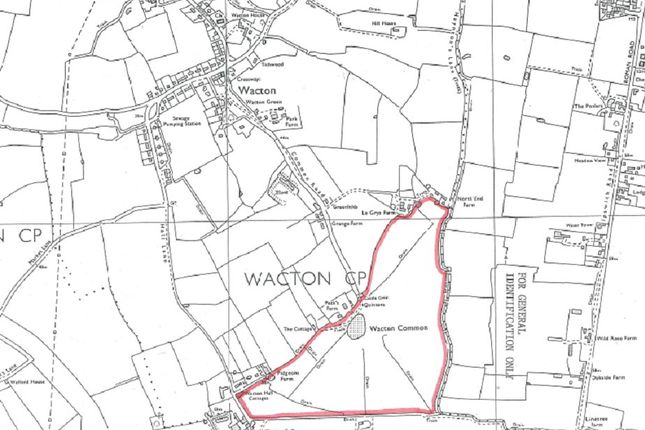 Farm for sale in The Common, Wacton, Norwich