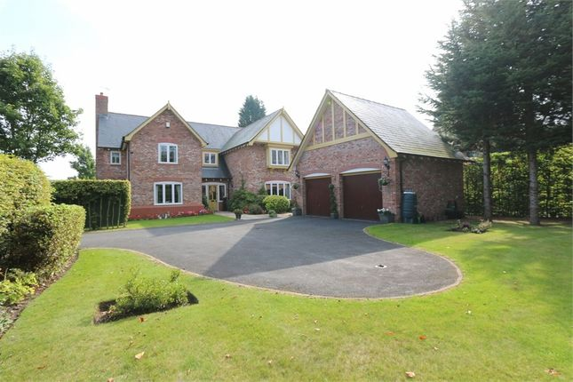 Thumbnail Detached house for sale in Chelford Road, Alderley Edge, Cheshire