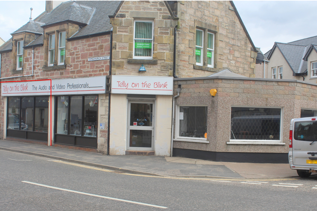 Thumbnail Retail premises to let in Class-1 Retail Unit, 65 Tomnahurich Street, Inverness