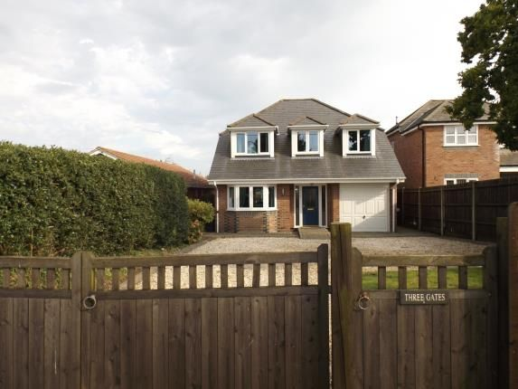 Thumbnail Detached house for sale in Blackfield, Southampton, Hampshire