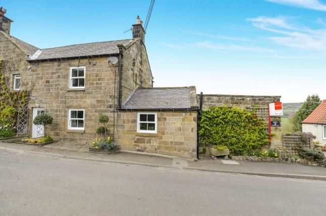 Thumbnail Semi-detached house for sale in Eskdaleside, Grosmont, Whitby, North Yorkshire
