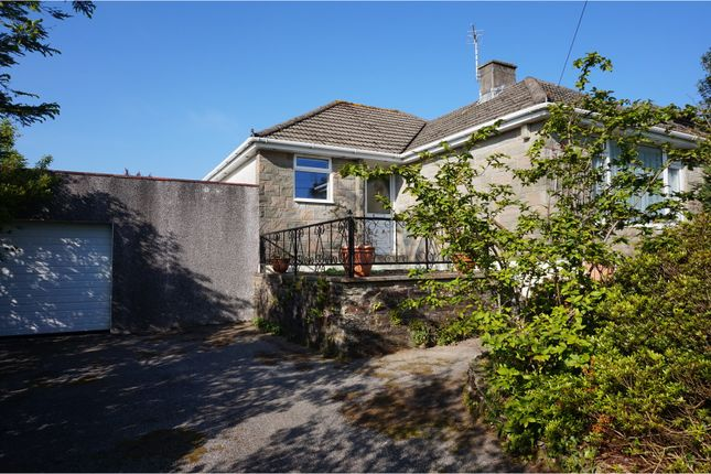 Thumbnail Detached bungalow for sale in Chapel Hill, St. Austell