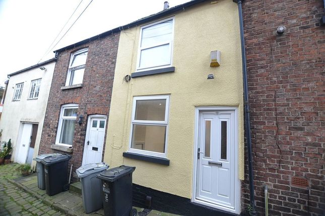 Thumbnail Terraced house to rent in River Street, Macclesfield, Cheshire