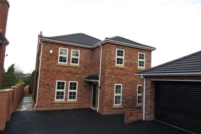 Thumbnail Detached house for sale in Sparken Hill Cottages, Sparken Hill, Worksop