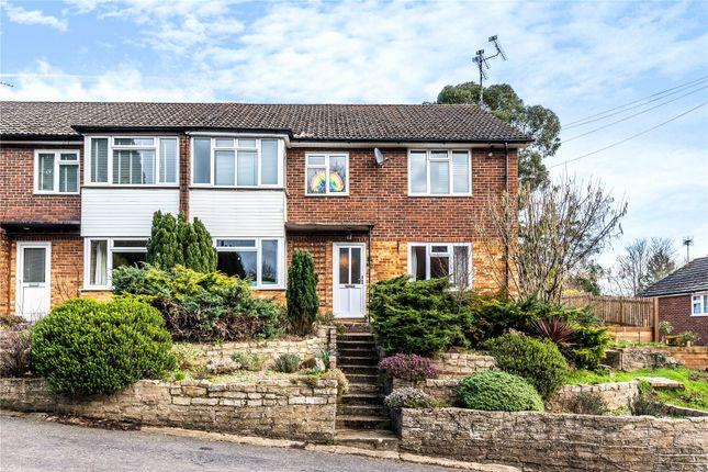 Thumbnail Maisonette for sale in Burnt Hill Road, Farnham, Surrey