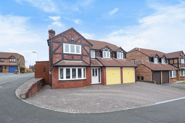 Thumbnail Detached house for sale in Standarhay Close, Sherford, Plymouth