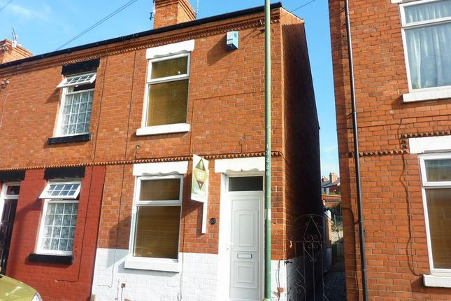 Thumbnail End terrace house to rent in Austin Street, Bulwell, Nottingham