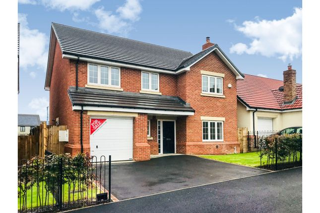 Thumbnail Detached house for sale in Hay Lane, Spennymoor