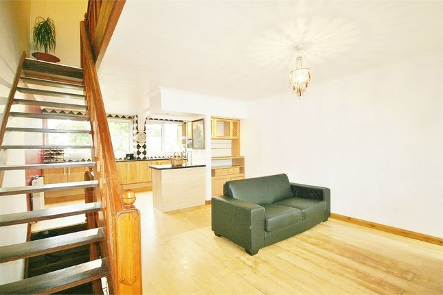 Thumbnail Terraced house to rent in St. James's Crescent, London