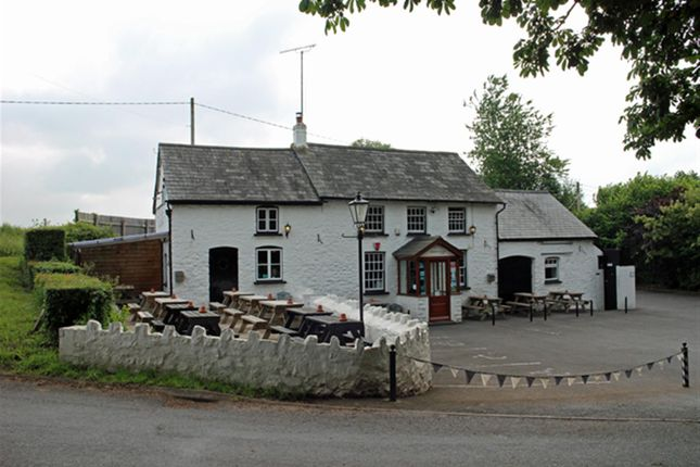 Thumbnail Pub/bar for sale in Monmouthshire Character Property NP7, Monmouthshire