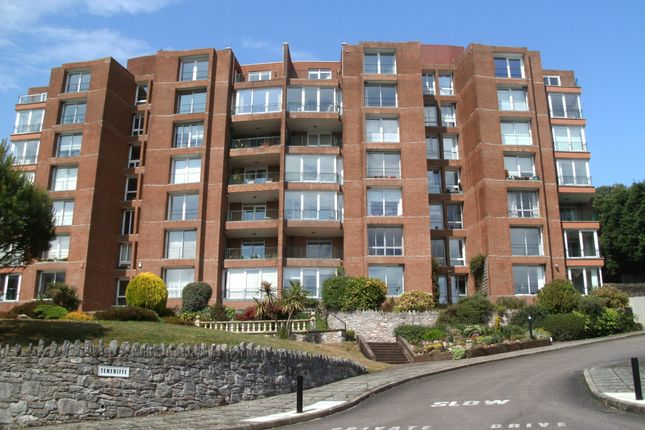 Thumbnail Flat to rent in Middle Warberry Road, Torquay