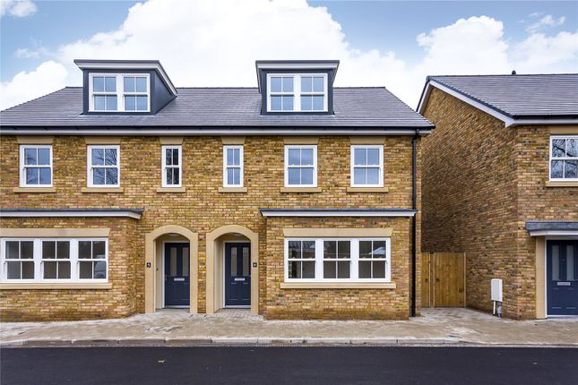 Thumbnail Semi-detached house for sale in Whitton Road, Twickenham