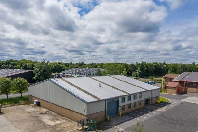 Thumbnail Light industrial to let in Unit 39, Number One Industrial Estate, Consett, Durham