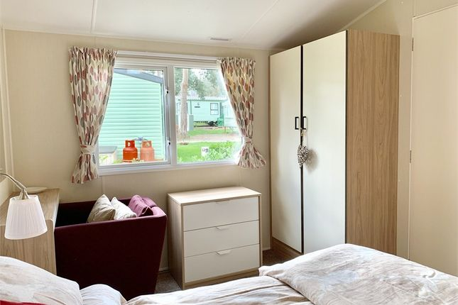 Bedroom of Lowther Holiday Park Ltd, Eamont Bridge, Penrith CA10