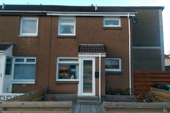 Thumbnail Terraced house for sale in Auchinlea Drive, Cleland