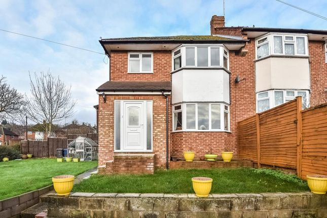 Thumbnail Semi-detached house to rent in Tenzing Drive, High Wycombe