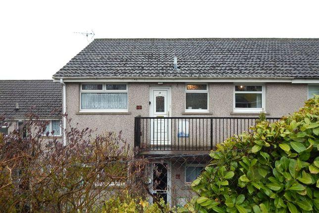 Thumbnail Flat for sale in Bronhafod Street, Brynmawr, Ebbw Vale