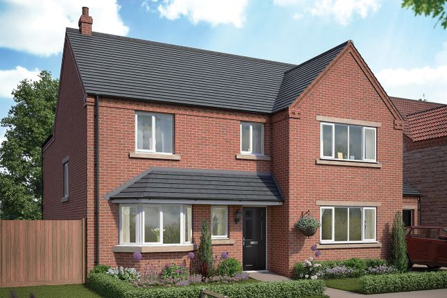 Thumbnail Detached house for sale in Midland Road, Raunds, Wellingborough
