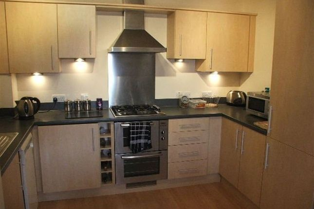 Thumbnail Flat to rent in Valley Park View, Sugar Way, Peterborough