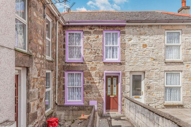 Thumbnail Terraced house for sale in Carnarthen Street, Camborne