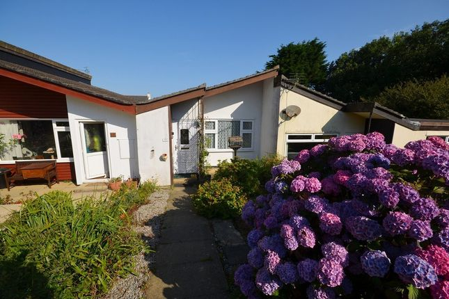 Thumbnail Bungalow for sale in Penhallow Close, Mount Hawke, Truro