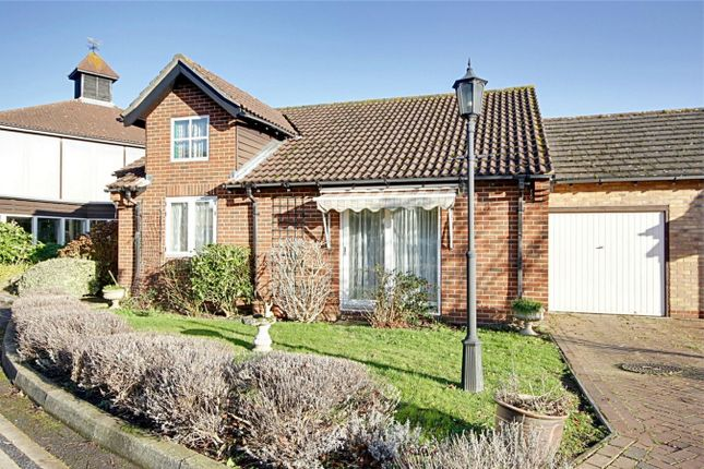 Thumbnail Semi-detached bungalow for sale in High Wych Road, Sawbridgeworth, Hertfordshire