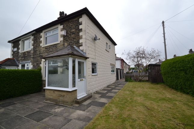 2 bed semi-detached house for sale in Brookfield Road, Shipley BD18