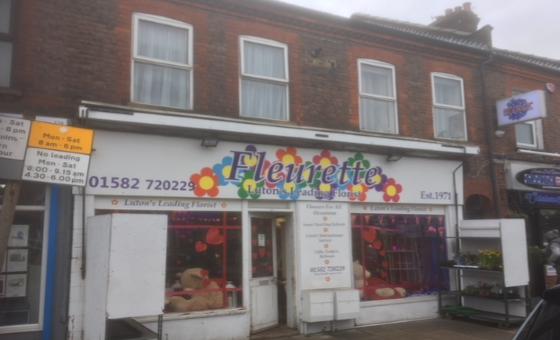 Thumbnail Retail premises to let in 337 Hitchin Road, Luton