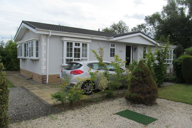 Thumbnail Mobile/park home for sale in Heathcote Park (Ref 5687), Warwick, Warwickshire