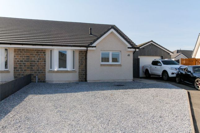 Thumbnail Detached bungalow for sale in St. John Ogilvie Way, Keith