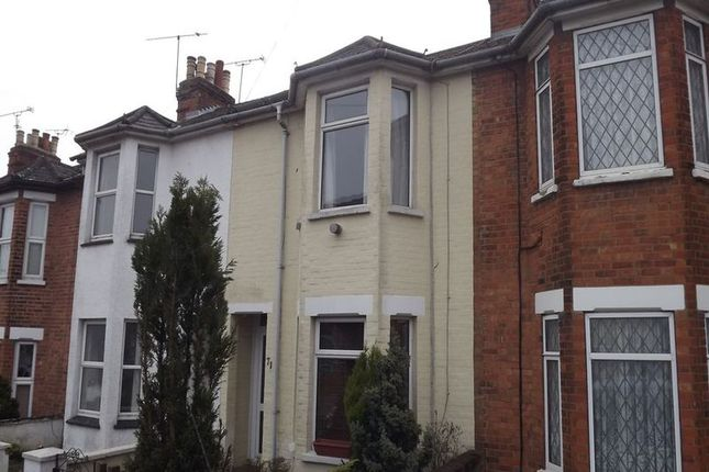 Thumbnail Terraced house to rent in Queens Road, Farnborough