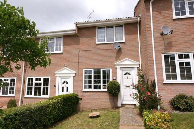 Thumbnail Terraced house for sale in Marian Road, Corfe Mullen, Wimborne