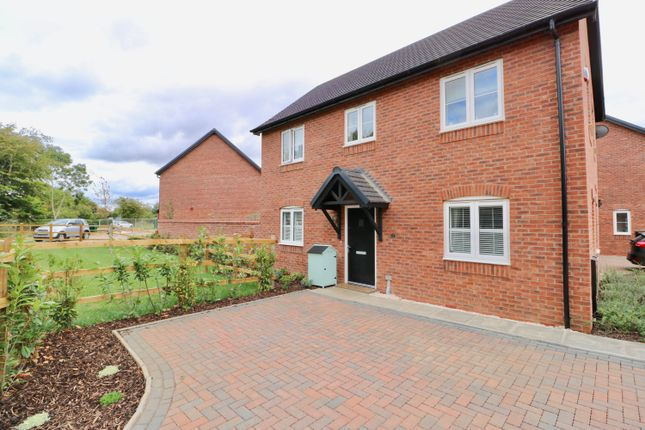 Thumbnail Detached house for sale in Hawkins Way, Newbold On Stour