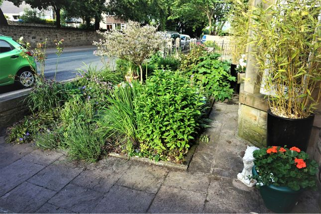 Front Garden of Whalley Road, Padiham BB12
